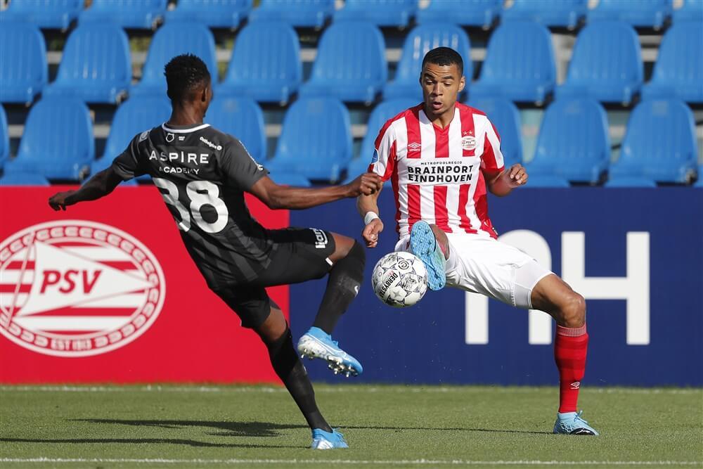 PSV verliest ook oefenduel van KAS Eupen; image source: Pro Shots