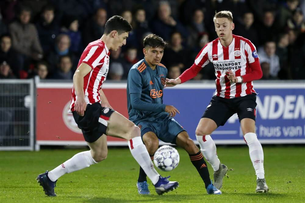 Doelpuntloos gelijkspel voor Jong PSV bij hervatting competitie; image source: Pro Shots