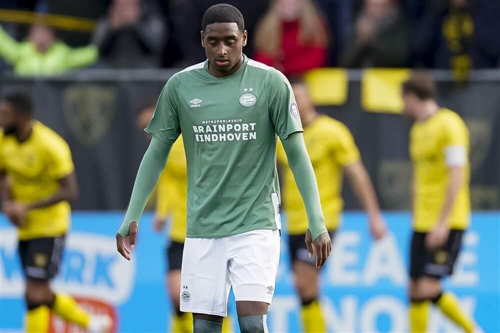 PSV zet beroerde uitreeks voort en wint ook niet in Venlo; image source: Pro Shots
