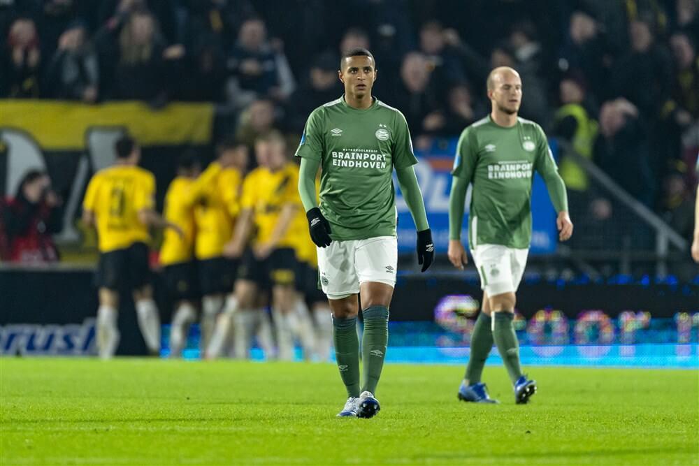 PSV kansloos onderuit in Breda na zoveelste wanvertoning; image source: Pro Shots