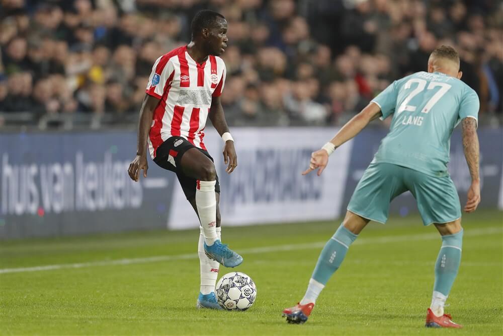 De Jong: PSV heeft afgelopen zomer niet teveel aanvallers gehaald; image source: Pro Shots