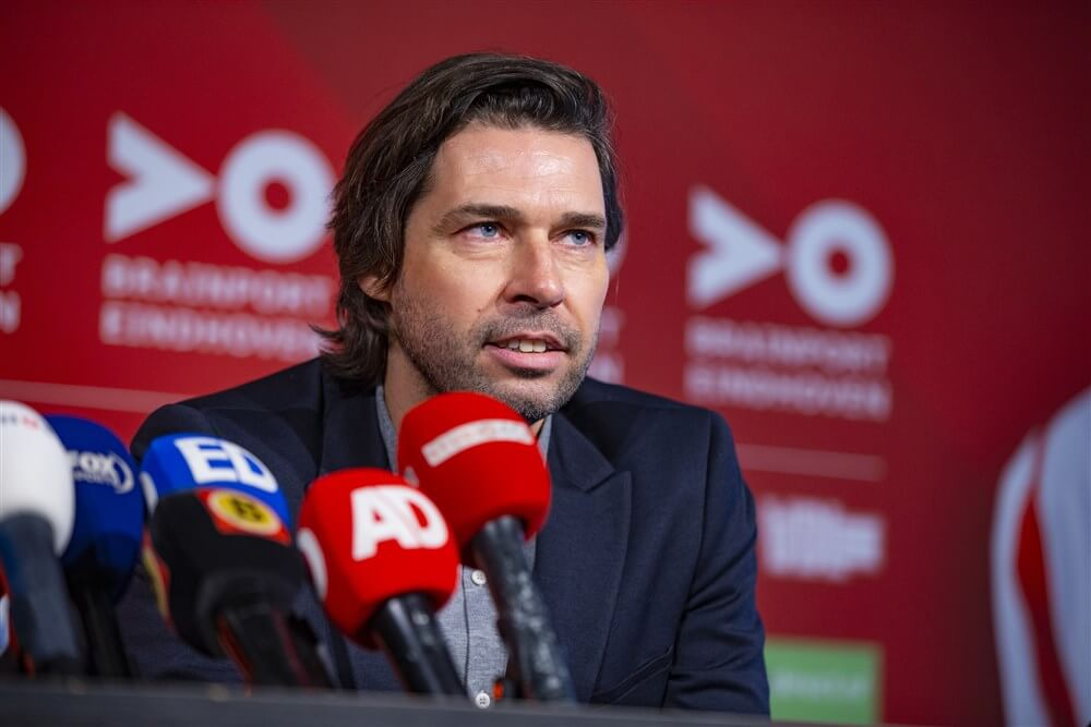 """John de Jong: """" De transferzomer van 2019 was niet goed, de rest wel""""; image source: Pro Shots"""