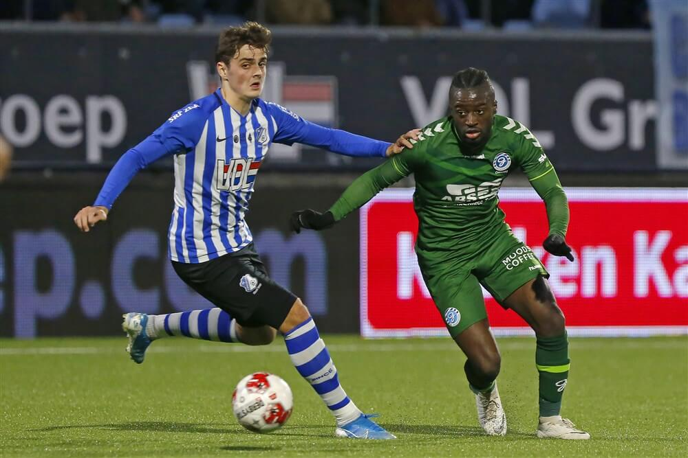"""""""PSV toont belangstelling voor Kaj de Rooij""""; image source: Pro Shots"""