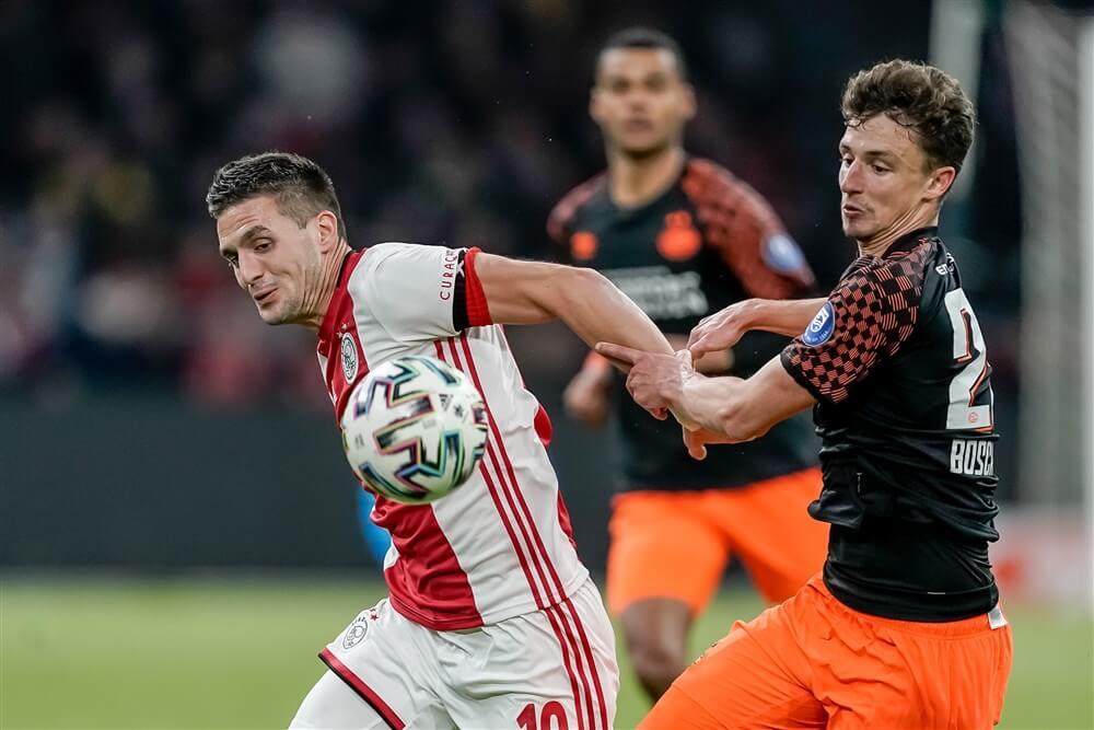 PSV onderuit in Amsterdam na zoveelste barslechte wedstrijd; image source: Pro Shots