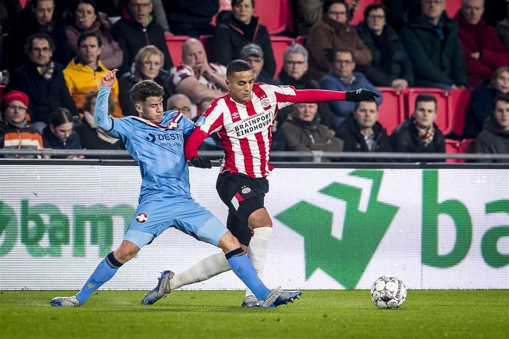 """Mohamed Ihattaren: """"Als ik helemaal goed in mijn vel zit, kan ik de Eredivisie omver blazen""""; image source: Pro Shots"""