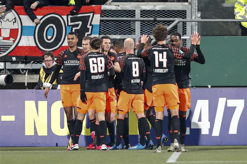 PSV kent geen enkel probleem met ADO en wint eenvoudig; image source: Pro Shots