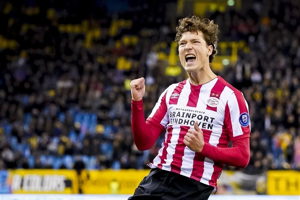 """""""PSV nadert akkoord met Sam Lammers over nieuw contract""""; image source: Pro Shots"""