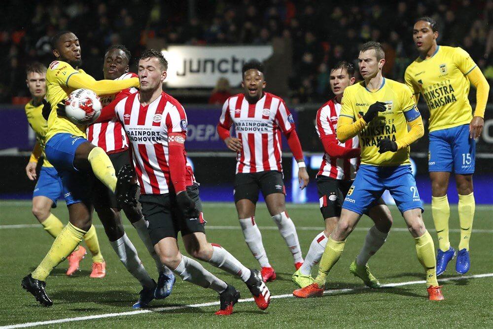 Jong PSV ondanks goede wedstrijd onderuit in Leeuwarden; image source: Pro Shots