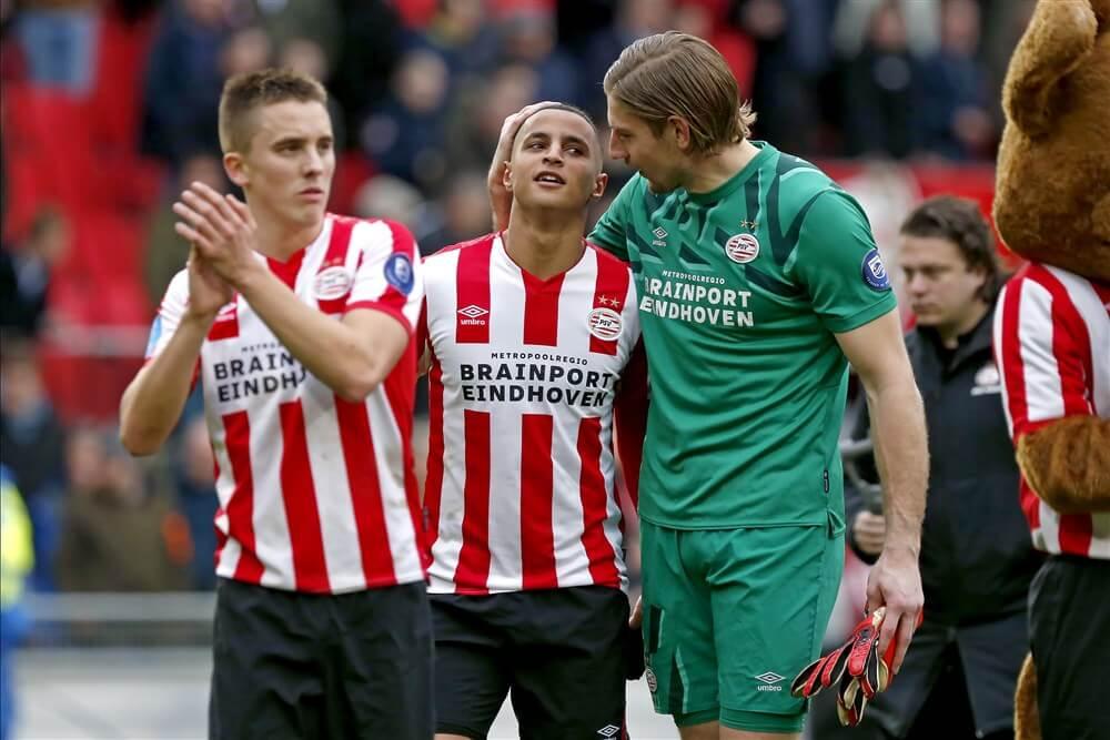 PSV bereikt akkoord met spelersgroep over tijdelijke salarisverlaging; image source: Pro Shots