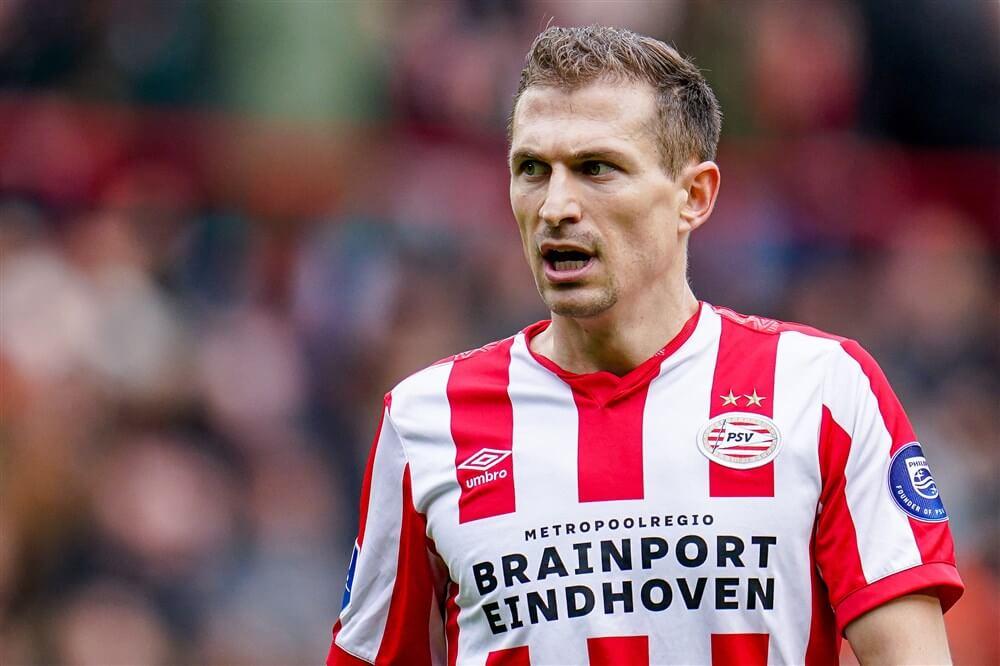 Daniel Schwaab per direct vertrokken bij PSV; image source: Pro Shots