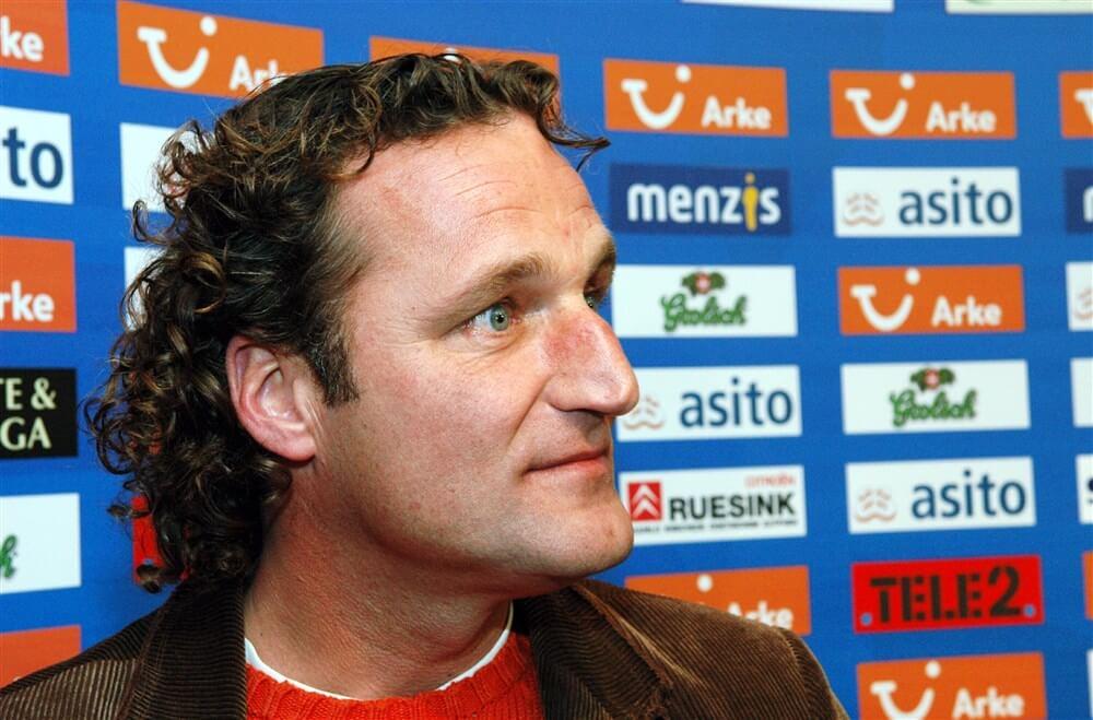 """René Eijkelkamp: """"Als Guus Hiddink belt, denk je na""""; image source: Pro Shots"""