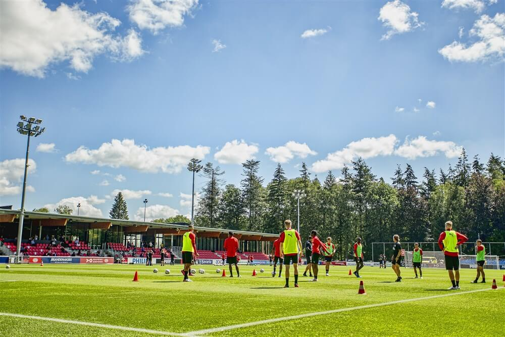 PSV begint voorbereiding tegen v.v. UNA; image source: Pro Shots