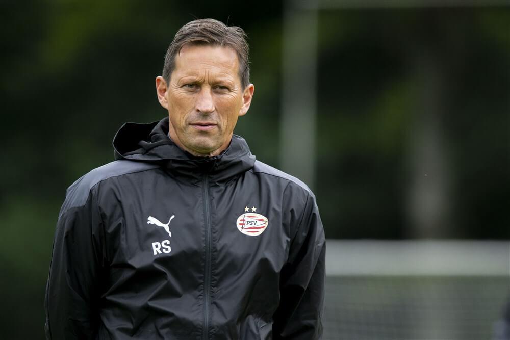 """Roger Schmidt: """"We zoeken op de transfermarkt naar spelers die ons beter kunnen maken""""; image source: Pro Shots"""