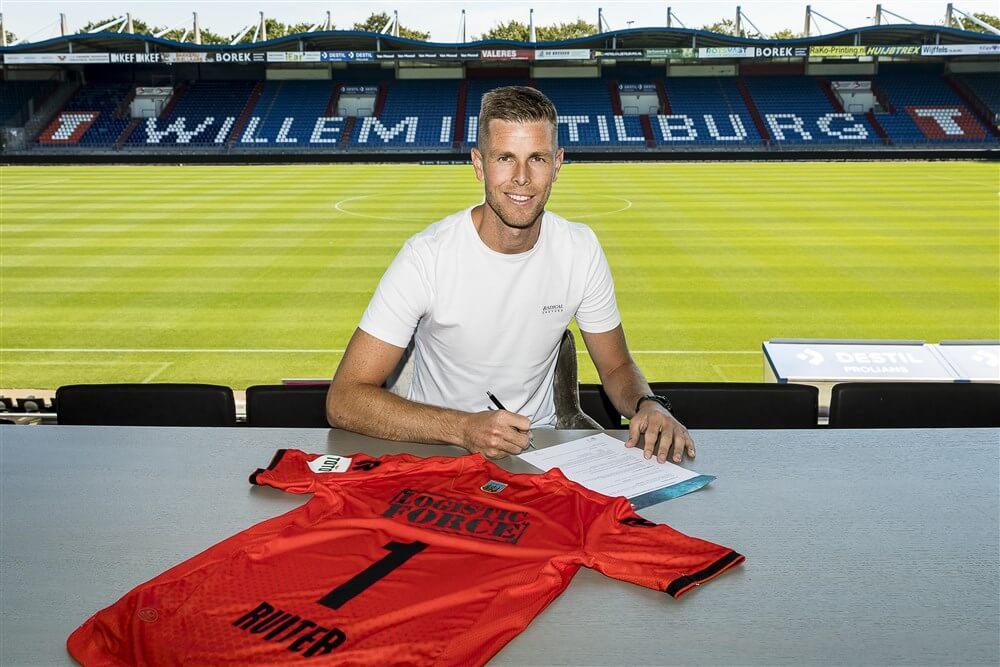 <b>Officieel: Robbin Ruiter naar Willem II</b>; image source: Pro Shots