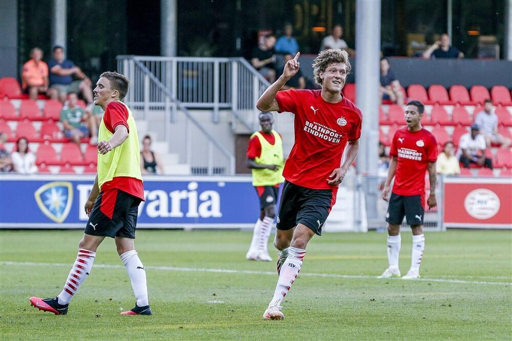 PSV ook te sterk voor KFC Uerdingen 05; image source: Pro Shots