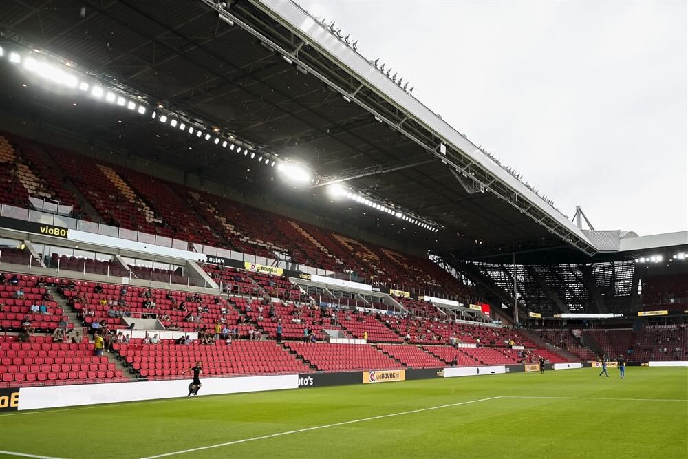 [Update] Bevestiging: Clubs hebben toestemming voor test met publiek; image source: Pro Shots