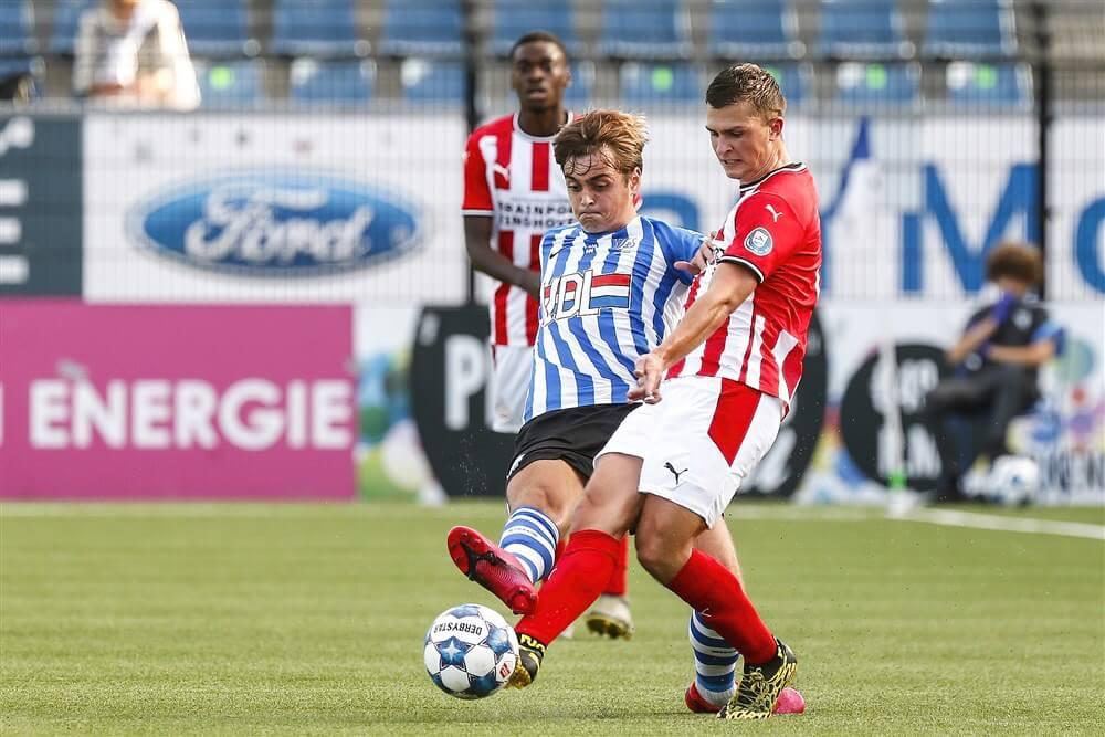 Jong PSV-verdediger Rico Zeegers verhuurd aan MVV; image source: Pro Shots