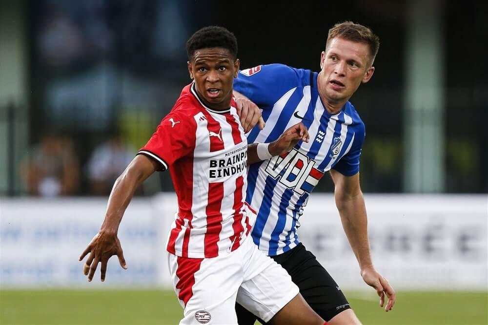 Jong PSV onderuit tegen FC Eindhoven; image source: Pro Shots