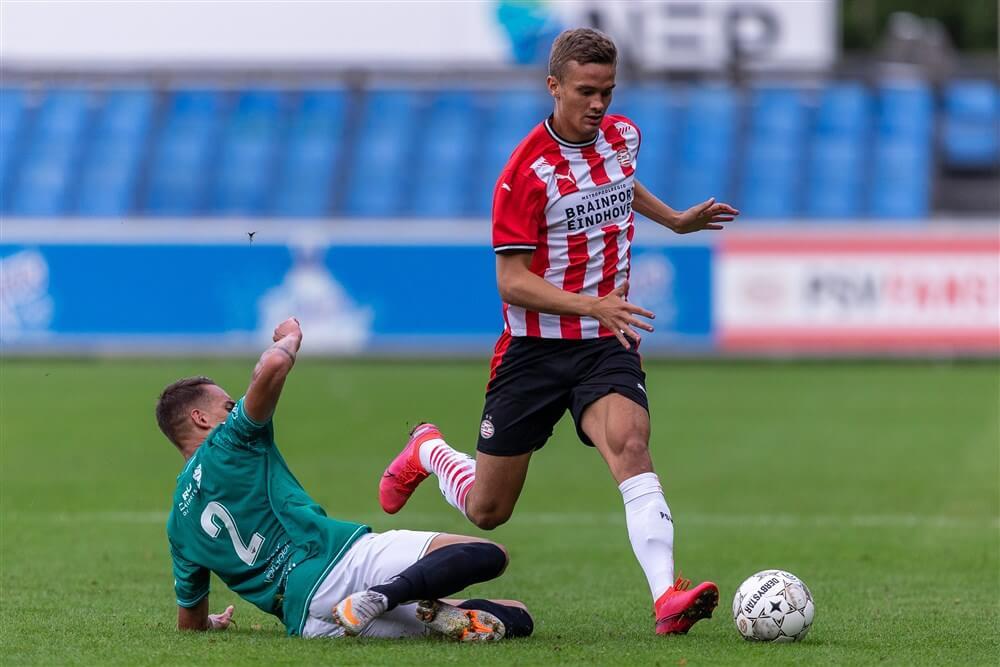 Negen spelers Jong PSV vertrekken transfervrij na dit seizoen; image source: Pro Shots