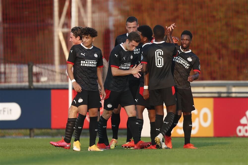 Jong PSV ook te sterk voor Jong Ajax; image source: Pro Shots