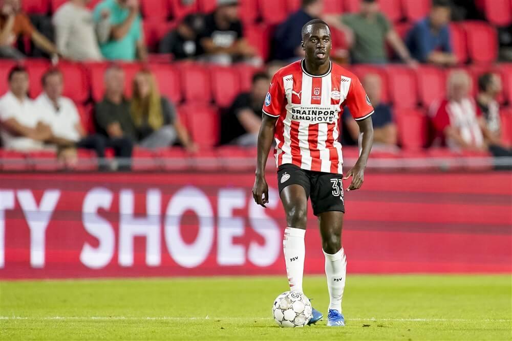 """""""Jordan Teze kan training bij PSV weer hervatten""""; image source: Pro Shots"""
