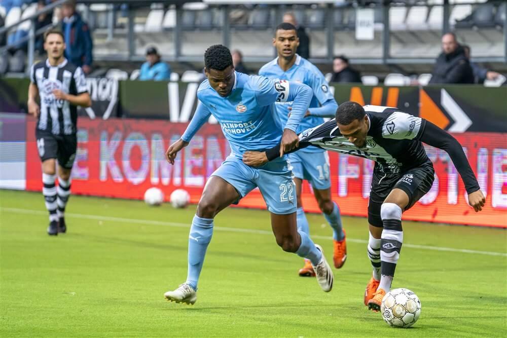Uitermate zwak PSV speelt gelijk in Almelo; image source: Pro Shots