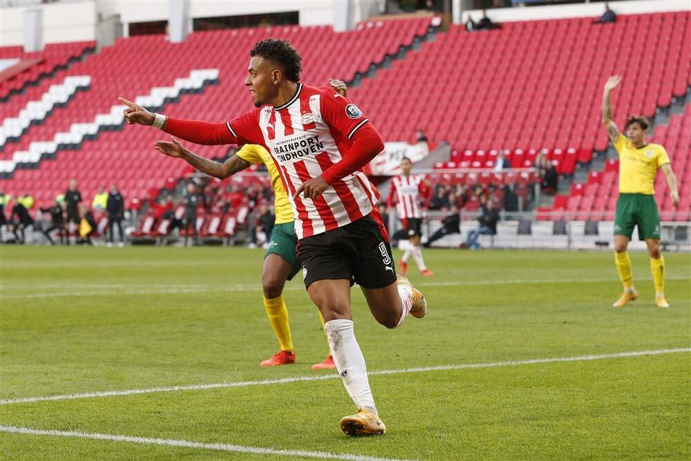 Zwak PSV kent veel moeite met Fortuna, maar wint wel; image source: Pro Shots