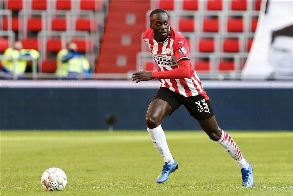 """""""Jordan Teze kan nieuw contract tekenen bij PSV""""; image source: Pro Shots"""