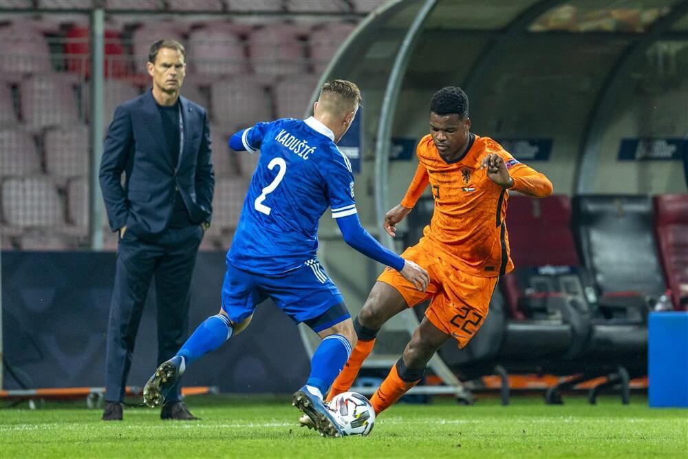 Dramatisch Oranje gelijk tegen B-ploeg Bosnië; image source: Pro Shots