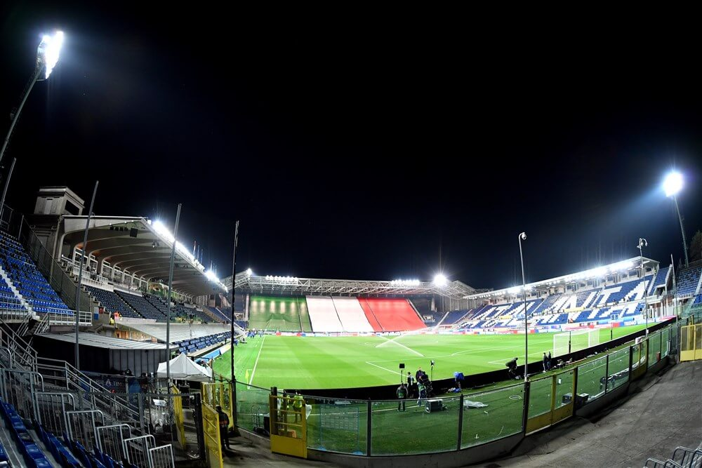 "Nederland zonder PSV""ers gelijk in Italië; image source: Pro Shots"