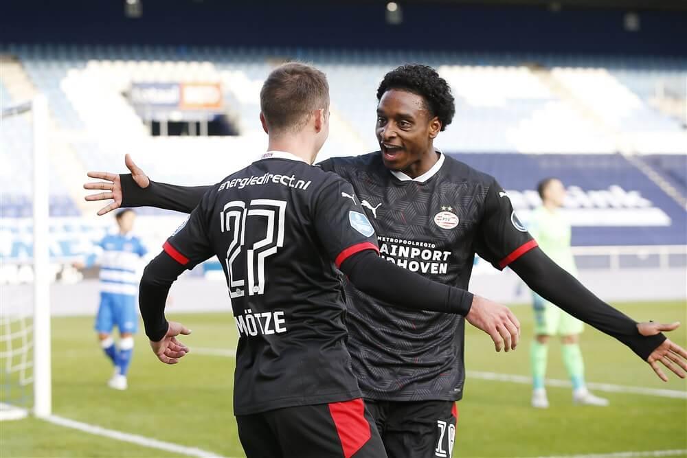 PSV aan kop van Eredivisie na eenvoudige zege in Zwolle; image source: Pro Shots