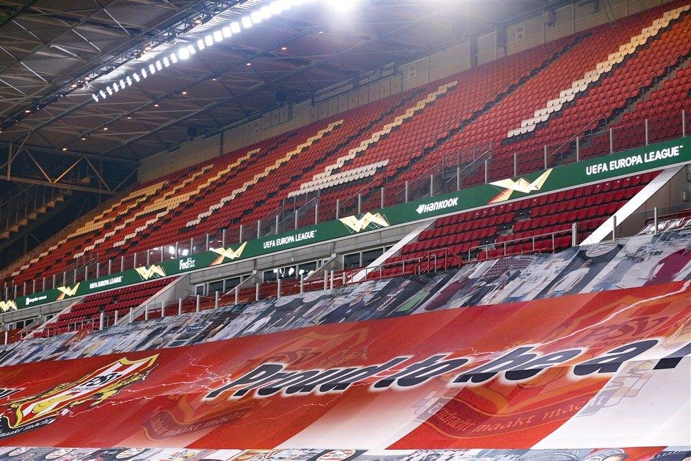 """""""Kabinet geeft toestemming voor proef met 1500 supporters in stadion""""; image source: Pro Shots"""