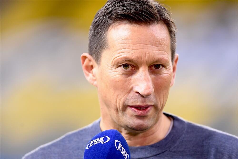 """Roger Schmidt: """"Ik maak me wel zorgen om de gezondheid van mijn spelers en hun familie""""; image source: Pro Shots"""