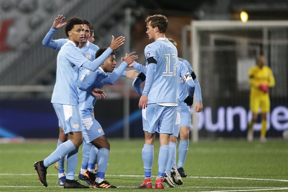 Jong PSV pakt alsnog een punt in Maastricht ondanks ruime achterstand; image source: Pro Shots