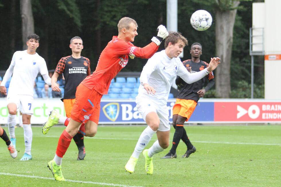 Opnieuw gelijkspel voor PSV onder 19 op Otten Cup; image source: OttenCup.com
