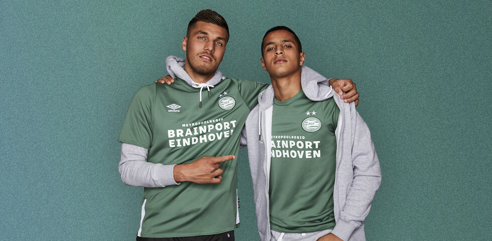Open Dag: PSV kiest streetstyle voor third kit; image source: