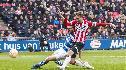 PSV wint ondanks waardeloze pot van De Graafschap