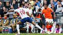 Denzel Dumfries en Steven Bergwijn met Oranje naar finale van Nations League