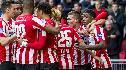 Winst voor PSV ondanks barslechte tweede helft tegen Heerenveen